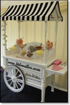 Norfolk Candy Cart by Little Millie's-1